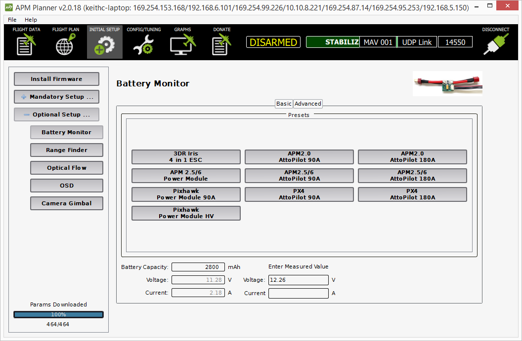 Power Module Current Sensing - Flight stack - Community Forum