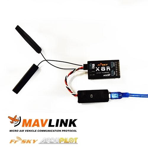 MavLink to FrSky SmartPort Converter - Project share
