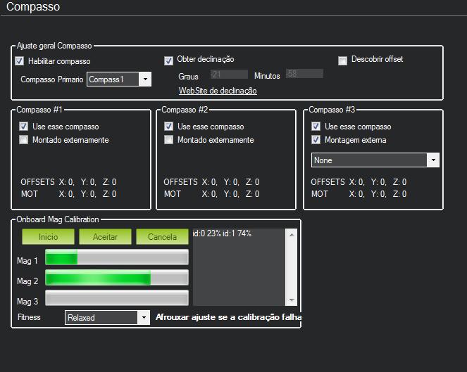 HMC5883l does not calibrate! - Hardware - Community Forum
