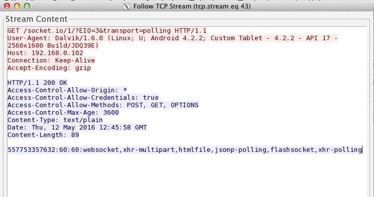 Reach HTTP API for mobile app integration - RTK / Post