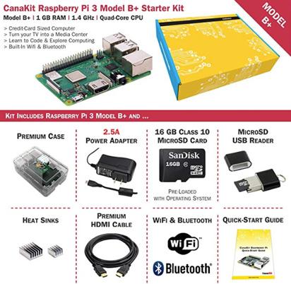 First Build | Quadcopter | Autonomous Drone | RPi 3 B+