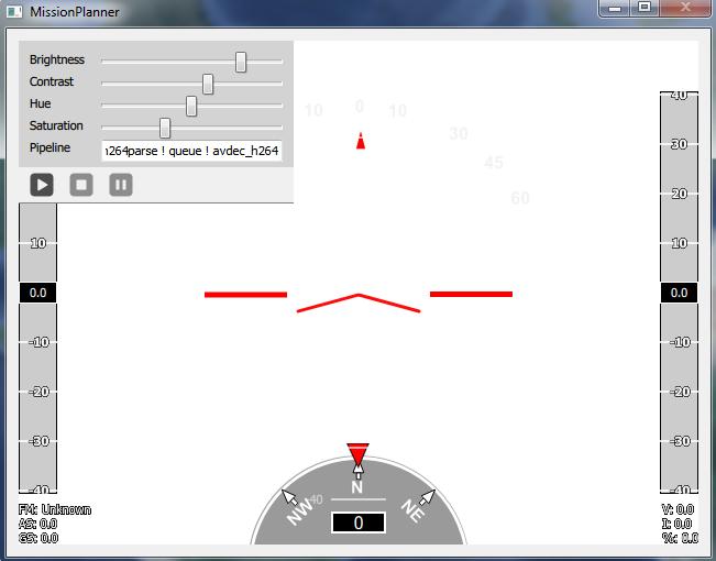 GStreamer in Mission Planner HUD? - Flight stack - Community