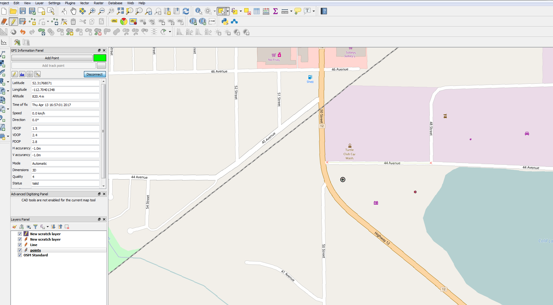 Using QGIS as Survey tool - Project share - Community Forum