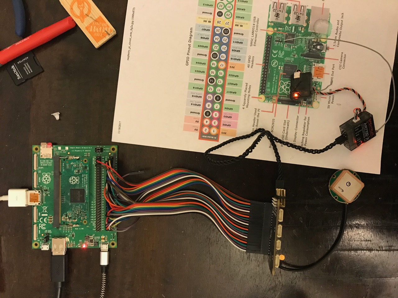 Magnificent Navio2 Working On Raspberry Pi Compute Module 3 Project Share Wiring Digital Resources Lavecompassionincorg