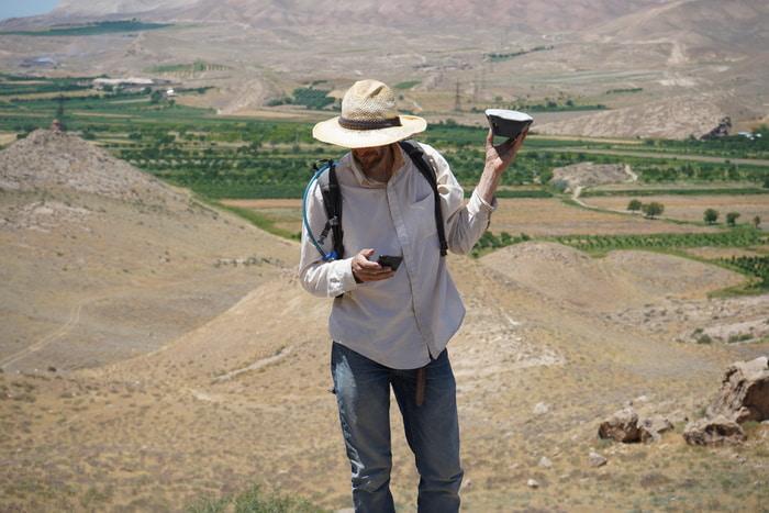 Dr. Peter J. Cobb of the University of Hong Kong