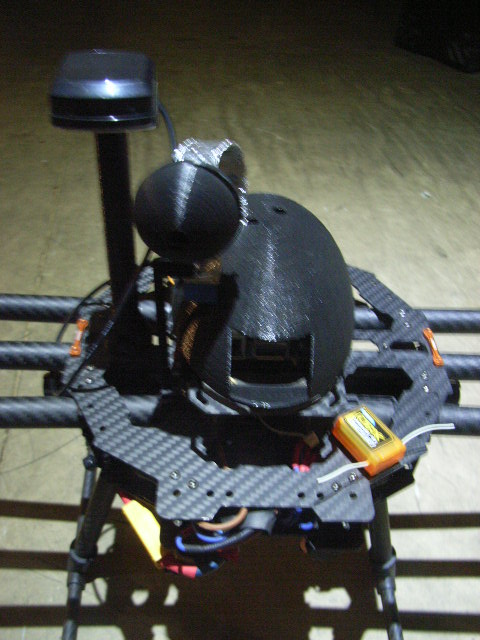 Drone Control Front